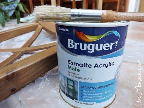 Reciclar muebles con otro uso reciclaje creativo de una vieja silla 8