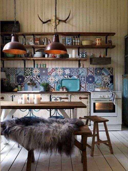 Casas con encanto casa boho chic en los bosques suecos 1