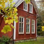 Casas con encanto casa boho chic en los bosques suecos  10