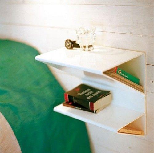 Buscas mesilla estrecha y original para tu cama La tenemos 5