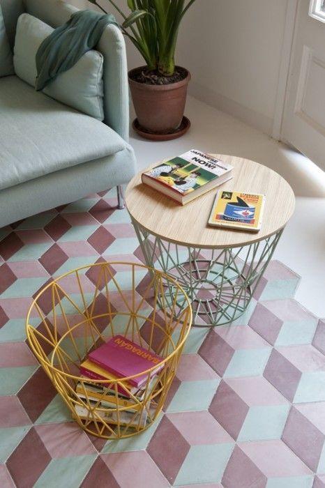 Casas con encanto reforma fuera tabiques de un piso en Barcelona 2