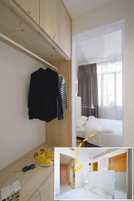 Casas con encanto reforma fuera tabiques de un piso en Barcelona 5