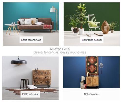 Comprar en Amazon decoración vintage y muebles: cómo buscar sin ...