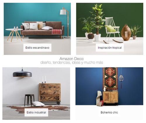 Comprar en Amazon decoración vintage y muebles cómo buscar sin desesperar 1
