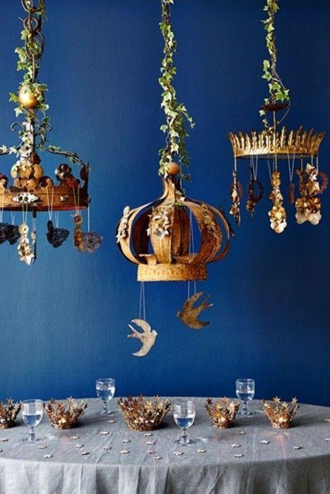 Decoración navideña original con (algunos) objetos inusuales 2