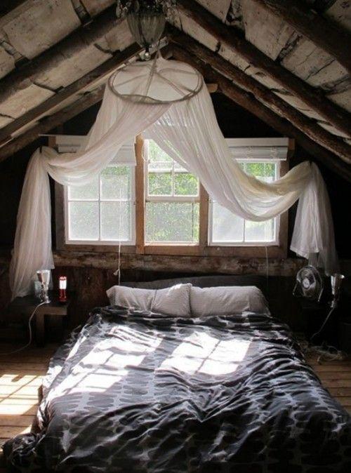 Los 25 dormitorios de estilo boho chic más bellos de Pinterest 4
