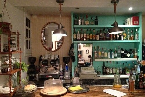 Sitios con encanto The Toast, un bistró vintage para sentirte en casa 5