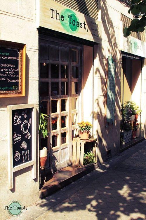 Sitios con encanto The Toast, un bistró vintage para sentirte en casa 8