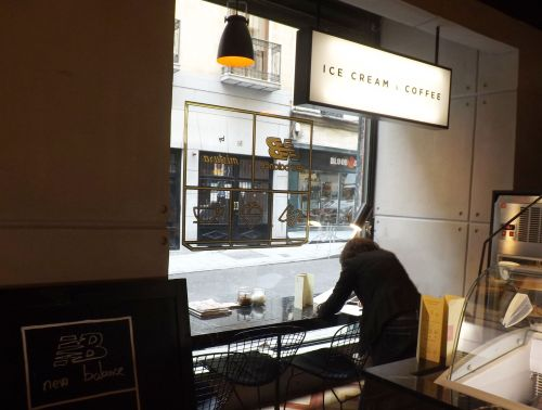 Sitios con encanto café y heladería artesanal Mistura by New Balance 6