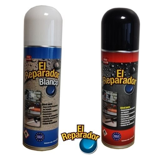 Impermeabilizar y pegar más fácil con el nuevo aerosol de El Reparador5