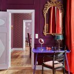 Colores para paredes intensos o ser audaz y pintar la casa con drama14