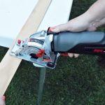 Sierra compacta multimaterial de Skil para trabajos de bricolaje 7