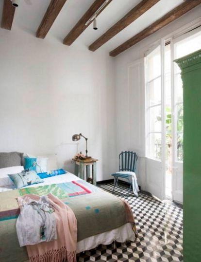 Casas con encanto vivir junto a un mercado tradicional en Barcelona 10
