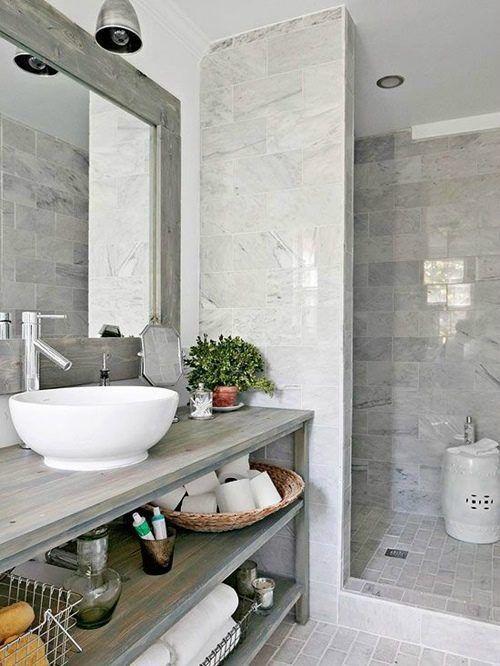 12 cuartos de baño con ducha de estilo vintage 10