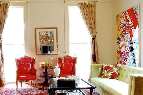 Casas con encanto ecléctico sin complejos en Nueva Orleans 5