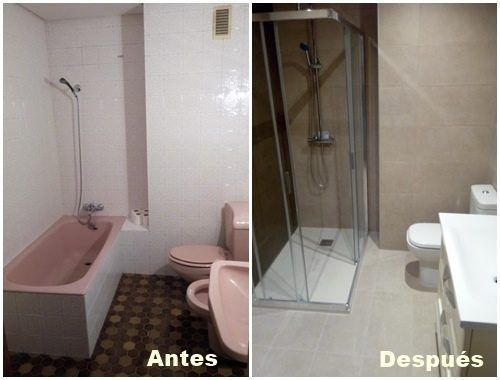 Las 6 reformas clave de un cuarto de baño bien planificado | Decomanitas