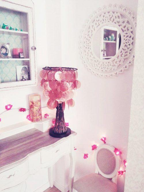Casas con encanto piso pequeño con decoración boho chic singular 13