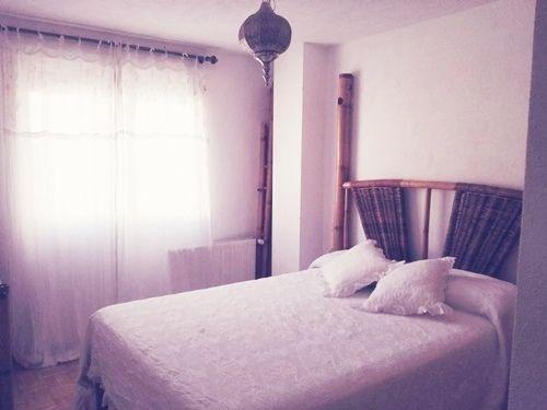 Casas con encanto piso pequeño con decoración boho chic singular 4