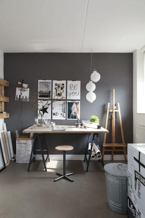 Como pintar un apartamento moderno tendencias 8