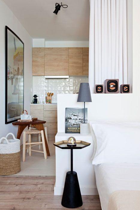 Casas con encanto dolce vita en un apartamento de 40 m2 en Ibiza 10