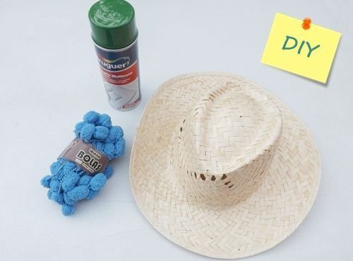 Decoracion boho chic decomanitas part 2 - Decoracion de sombreros ...