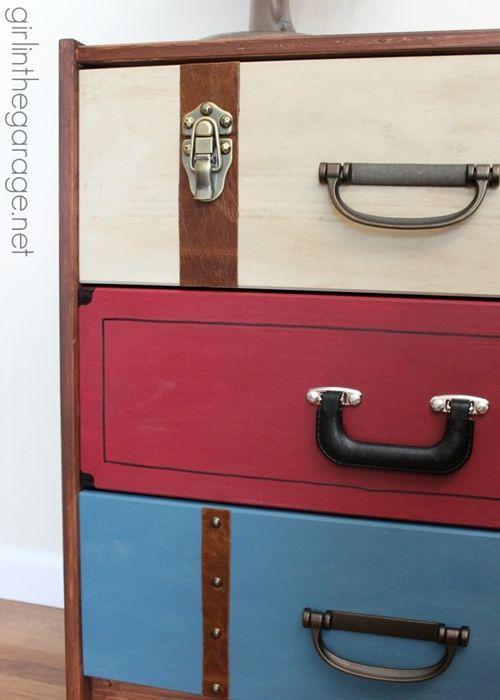 Pintar c modas ikea para decoracion vintage decomanitas for Pintar muebles de ikea