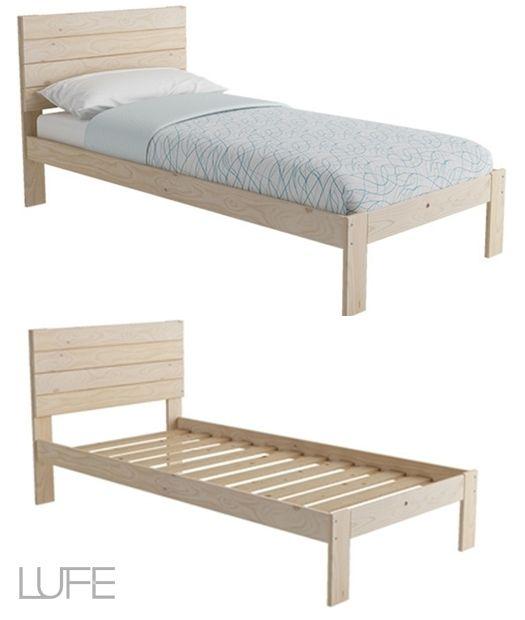 muebles lufe de quien ya os mostramos un tronco con ruedas muy original ha hecho una apuesta admirable por el mueble ecolgico de madera de pino