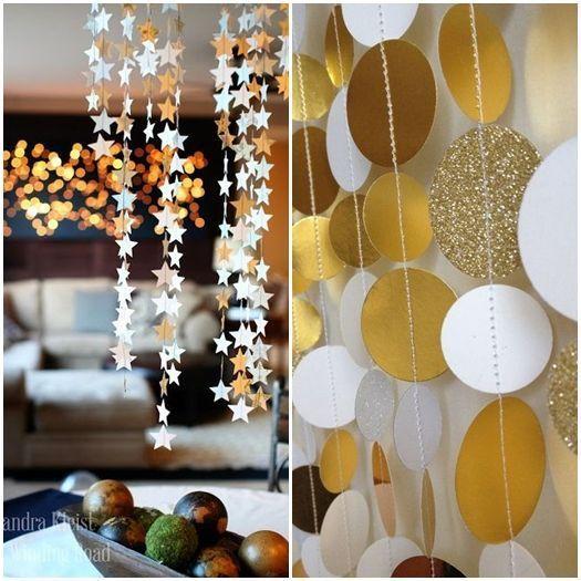 Ideas para decorar con glamour una fiesta en casa - Cosas para decorar una fiesta ...