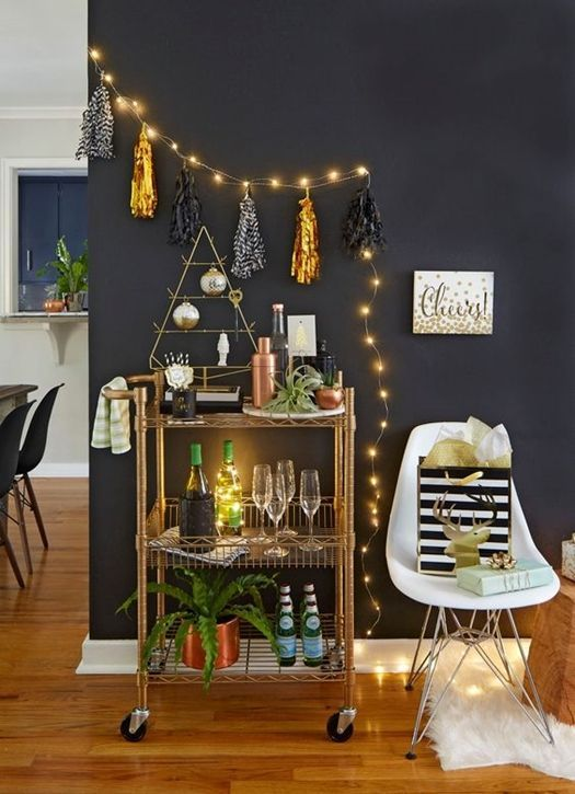 Ideas para decorar con glamour una fiesta en casa - Ideas para decorar fiestas ...