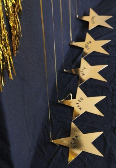 Ideas para decorar con glamour una fiesta en casa