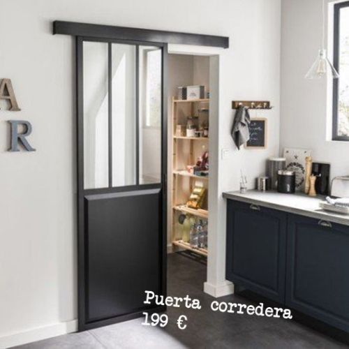 Reformas baratas para hacer tú mismo: instalar una puerta corredera.