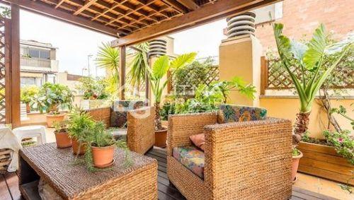 10 ideas para decorar terrazas de ticos para sacarles m s partido - Atico terraza barcelona ...
