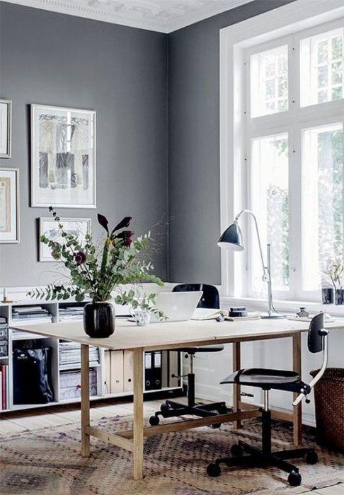 El despacho en casa es cada vez más habitual. Personalízalo con sillas de oficina con estilo que marquen la diferencia.