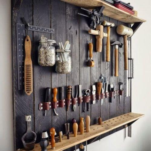 Consejos para ordenar herramientas de bricolaje en casa: personaliza tu espacio y hazlo práctico para tus aficiones favoritas.