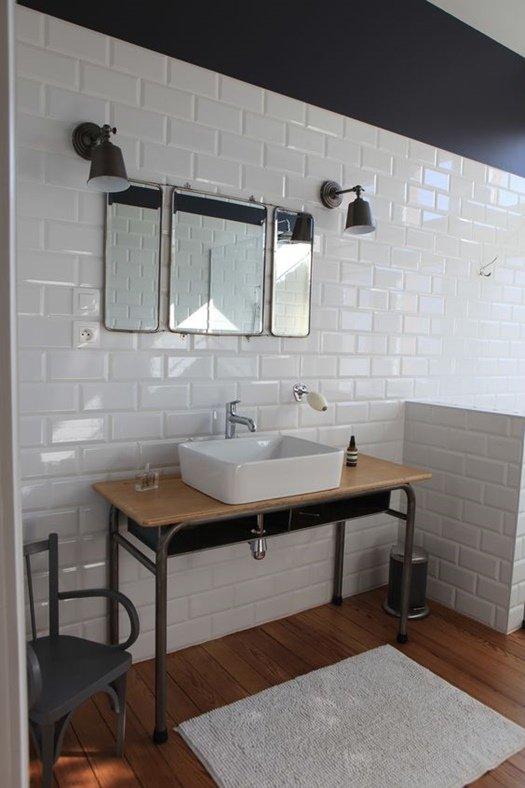 7 consejos para conseguir un baño de estilo industrial ...