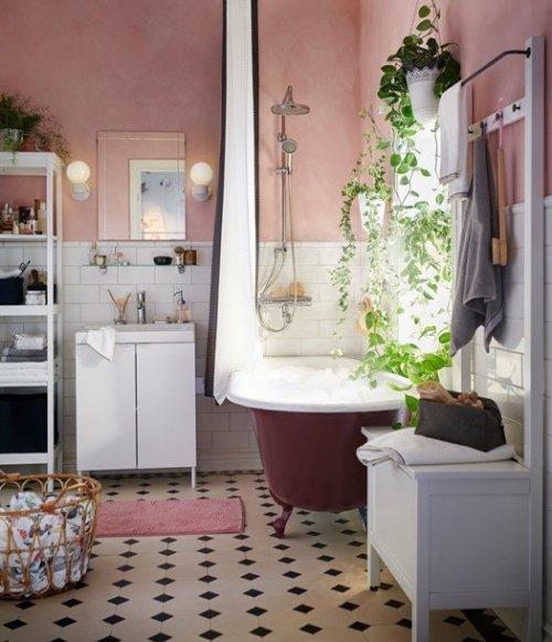 ideas para decorar baños Cmo Decorar Baos Vintage Con Poco Presupuesto Pero Ideas