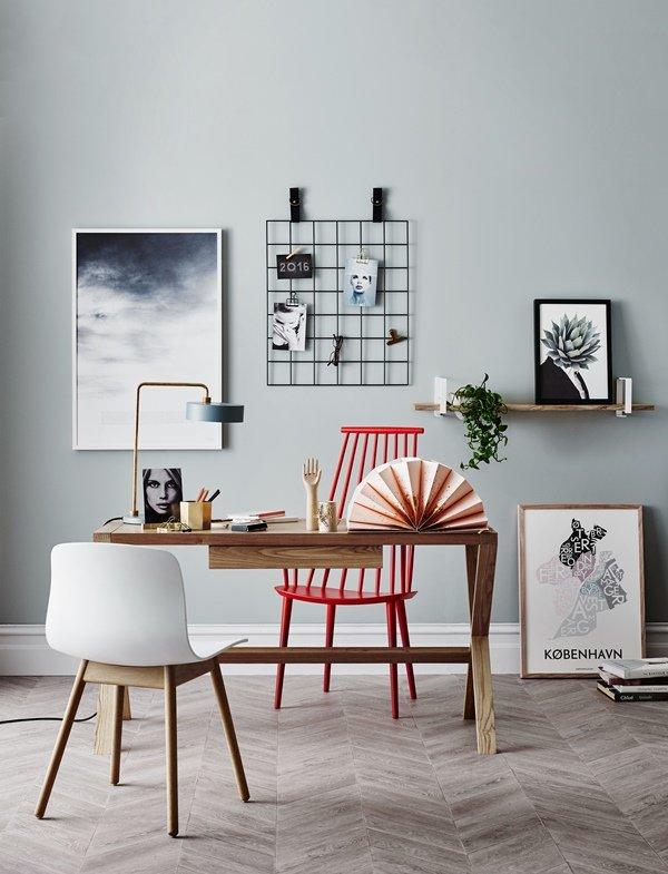 Decora tu oficina en casa de forma personalizada.