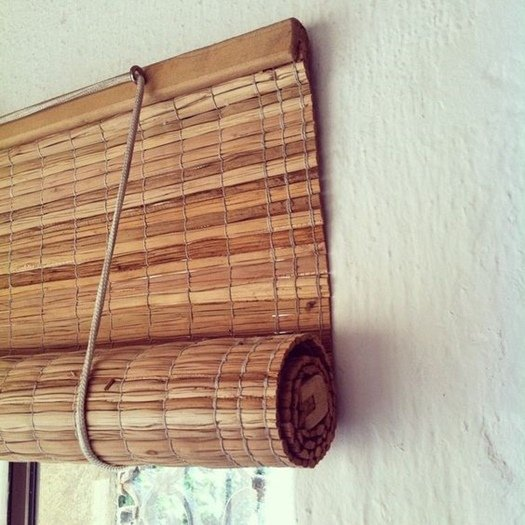 Persianas de madera: ponen un acento rustico a la fachada de tu casa.