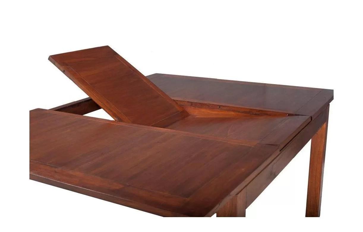 rallonge 140 50 x 140 cm bois massif lorie