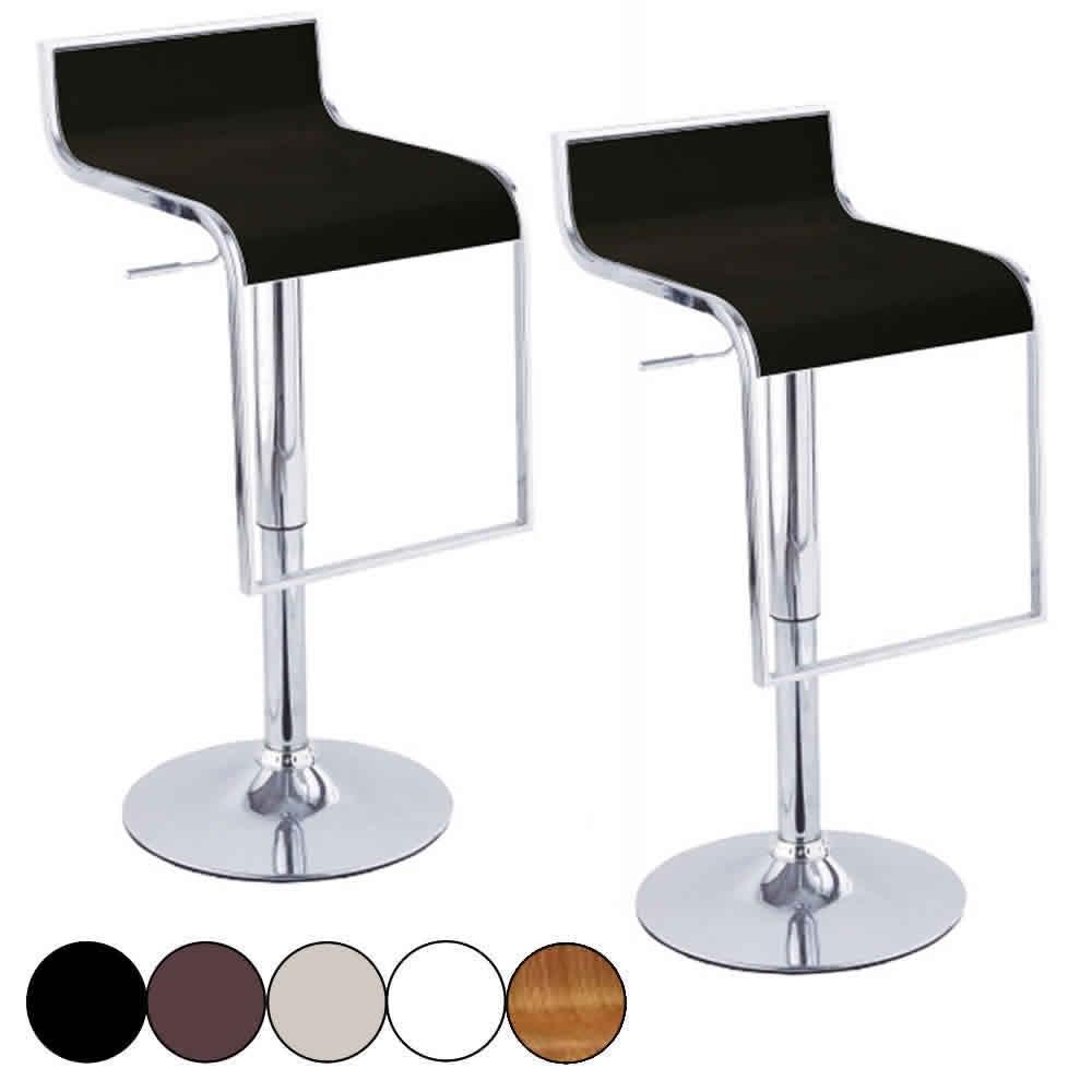 bar noir design chrome naxy 5 coloris