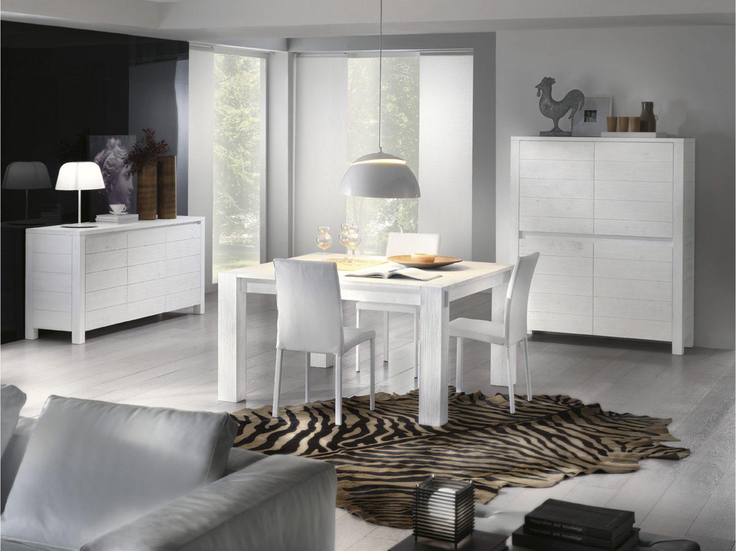 Decoracin tnica minimalista blanca  Imgenes y fotos