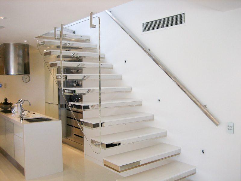 Escaleras modernas minimalistas  Imgenes y fotos