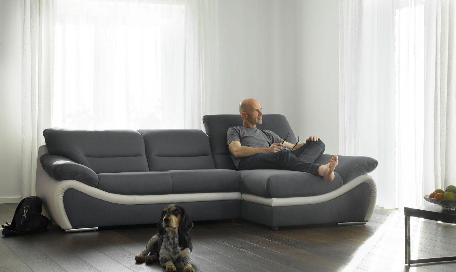 Sof chaise longue contemporneo  Imgenes y fotos