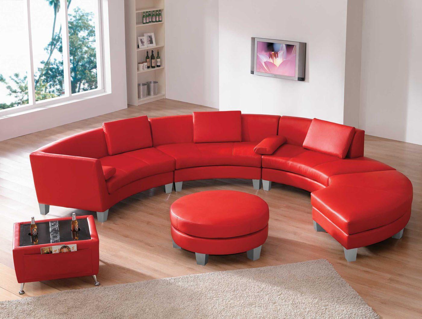 sofa designs in red colour sectional sleeper queen cheap galería de imágenes muebles modernos para el salón