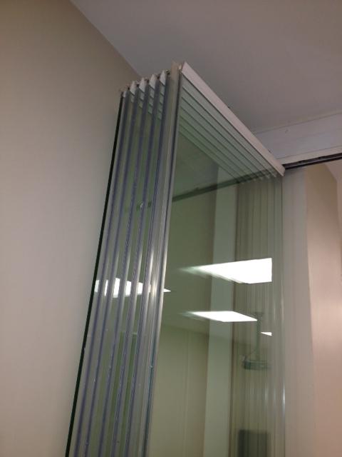 muro de cristal sin perfil  deCompacto