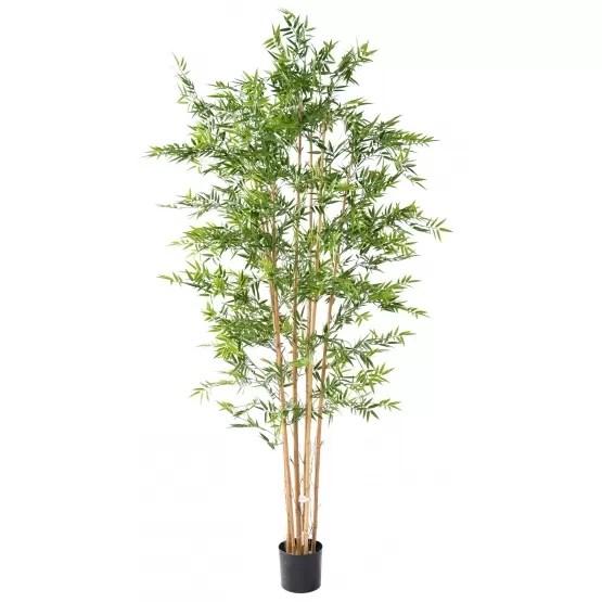 bambou artificiel faux bambou tronc