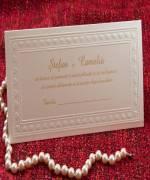 Plic de bani nunta cod 1055 din Catalogul Polen