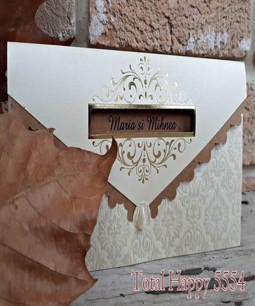Invitatie de nunta cod 5554 din Catalogul Concept