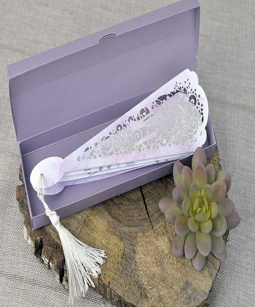 Invitatie de nunta cod 39332 din Catalogul Emma