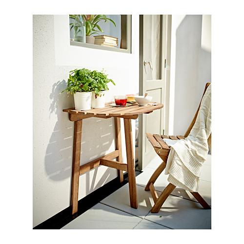 tables ideales pour les petits balcons